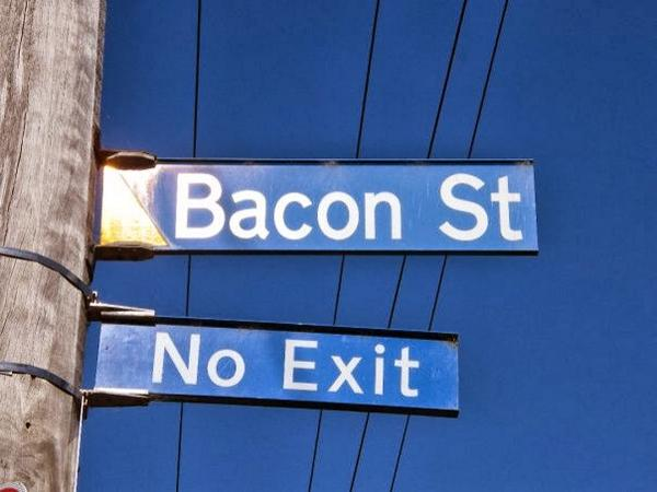 I'm going in. Tell my wife I love her...  #Bacon http://t.co/03ifzR4RhA