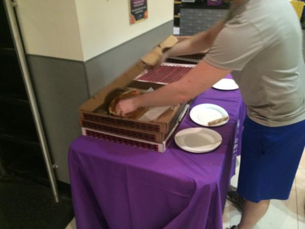 colin mauro on twitter monday pizza day at planet fitness it s