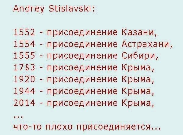 Крим - це не спірна, а захоплена Росією територія, - Каспаров - Цензор.НЕТ 6683