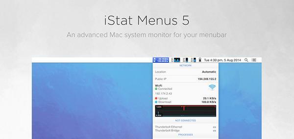 iStat Menus 5 — http://t.co/ArbPlAG07w http://t.co/WZtNUCKqJP