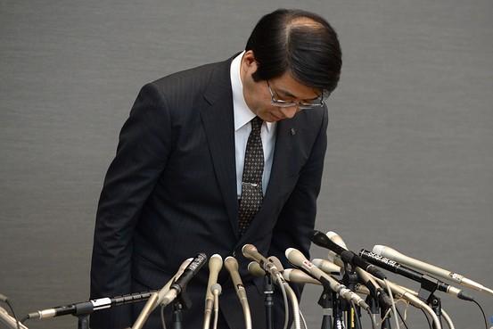 死で償う日本の伝統―自ら命絶った理研の笹井氏 http://t.co/TT4oRezmXw (AFP/Getty) http://t.co/P6lV7CCTpC