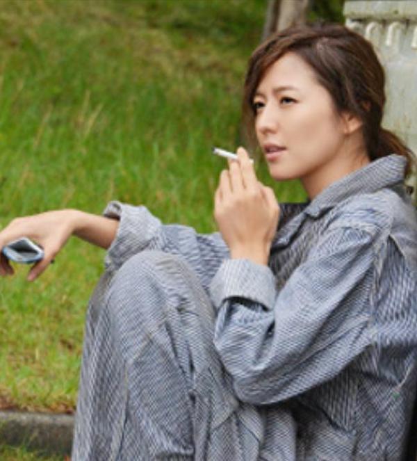 長澤まさみたばこ