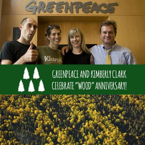 Thumbnail for From Conflict to Collaboration: Kimberly-Clark and Greenpeace Chat LIVE on Twitter