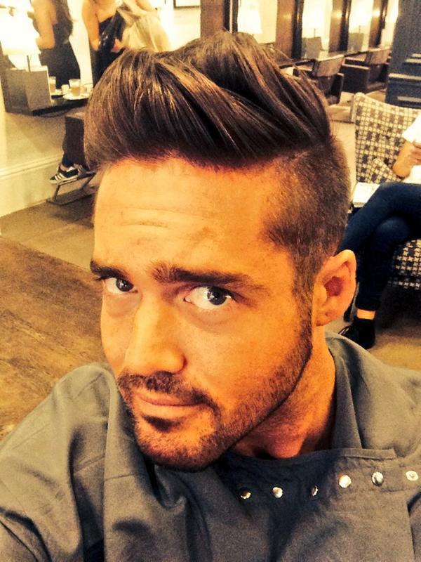 Spencer Matthews On Twitter New Haircut Courtesy Of Jamanzi