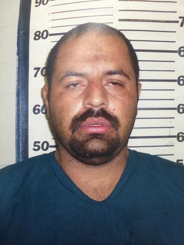 Ismael Hernandez mugshot