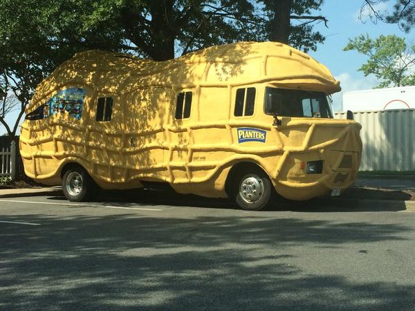mr peanut on twitter shalisemyoung and to think we parked under