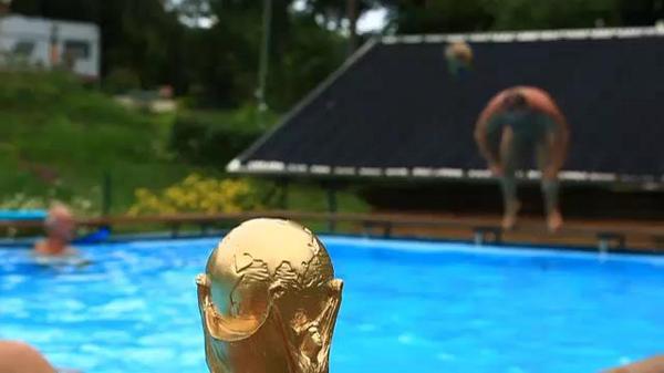fkk nackt pool