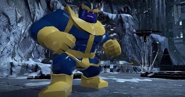 """LEGO Marvel Super Heroes 2 on Twitter: """"Thanos - One of the most ..."""