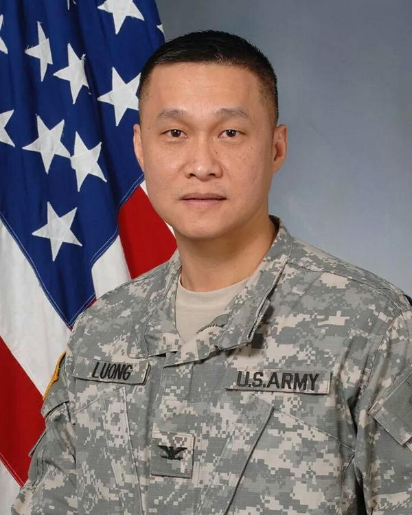 Tomorrow #FirstTeam's COL Luong will become the U.S. military's first Vietnamese-born general. #1Star #LiveTheLegend http://t.co/ipb6wl1BA9