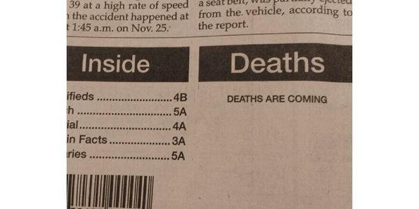 Scariest local newspaper ever via @iainrowan http://t.co/RjwhIVYZbq