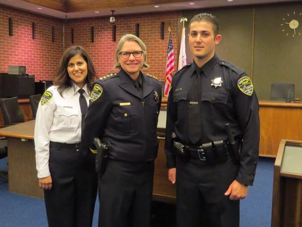 San Rafael Police Department  >> San Rafael Police On Twitter We Re Pleased To Welcome 2 New