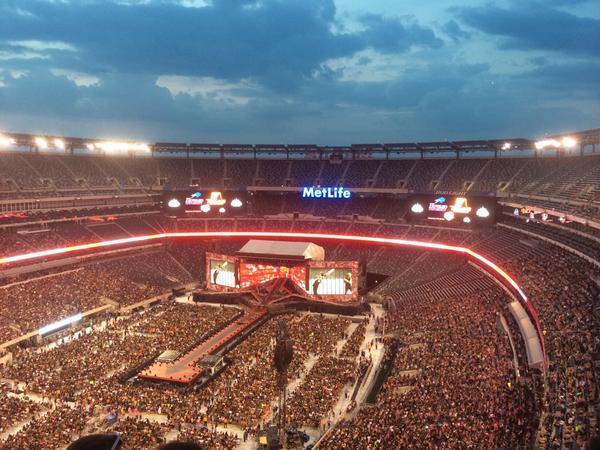 One Direction concert @Sharon_Joycee: @MLStadium http://t.co/o4fbBFOeQQ