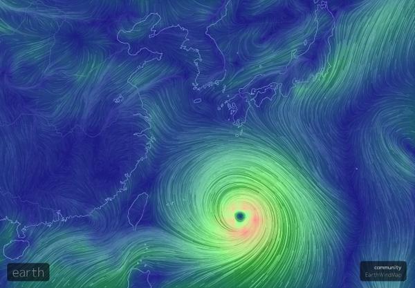 지구에서 바람이 부는 모습을 보여주는 사이트http://t.co/FMZnHL3f8Z http://t.co/PQ9qSSSGvb