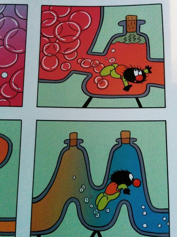 Petit Poilu est tombé dans des tuyaux bizarres... #ÉgalitéFG http://t.co/yOXUKwE9NC