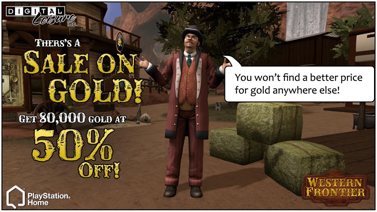 Gold Sale from Digital Leisure This Week! BuW9RgaIcAEd1vH