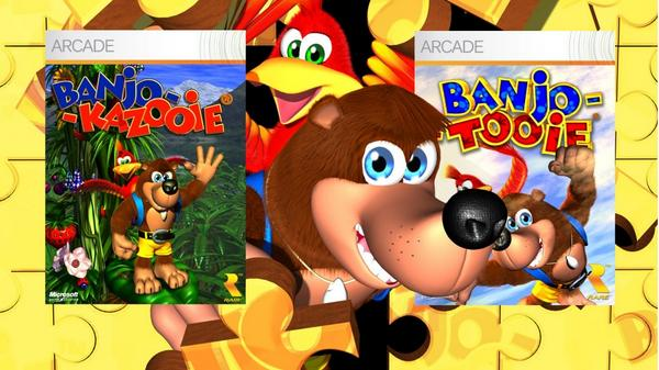 rare ltd on twitter only 2 days left to get banjo kazooie and