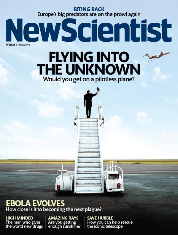 Aviation research is pointing to one thing: no more pilots http://t.co/B9Rji9XNXE (by me @newscientist) http://t.co/twX0pJupBY