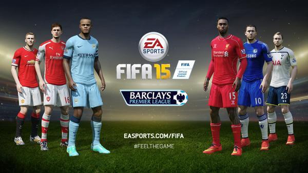 FIFA 15 Premiere League