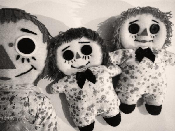 Hoaaaaammm... good nite :) #annabelle #annabelldoll #horror #dollpic.twitter.com/3P4FL1LfLb