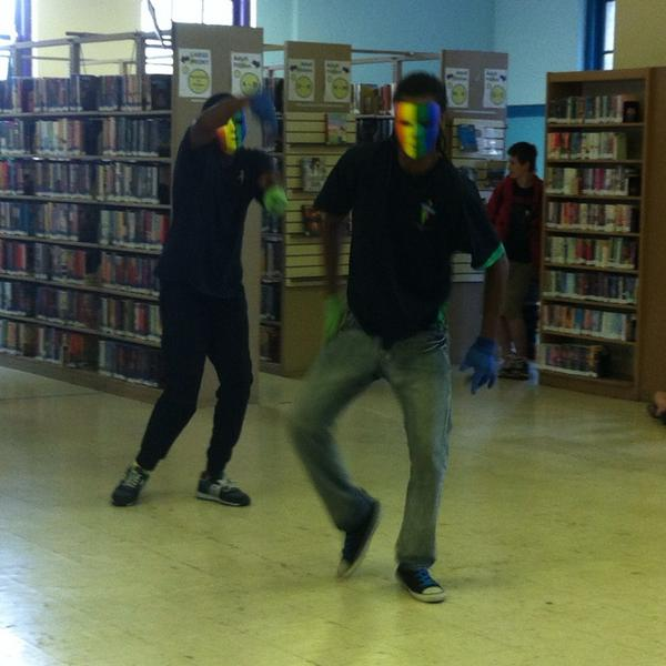 "This is ""Poppin'"" too at #Pottstown Library. http://t.co/EtZAj2dUMB"