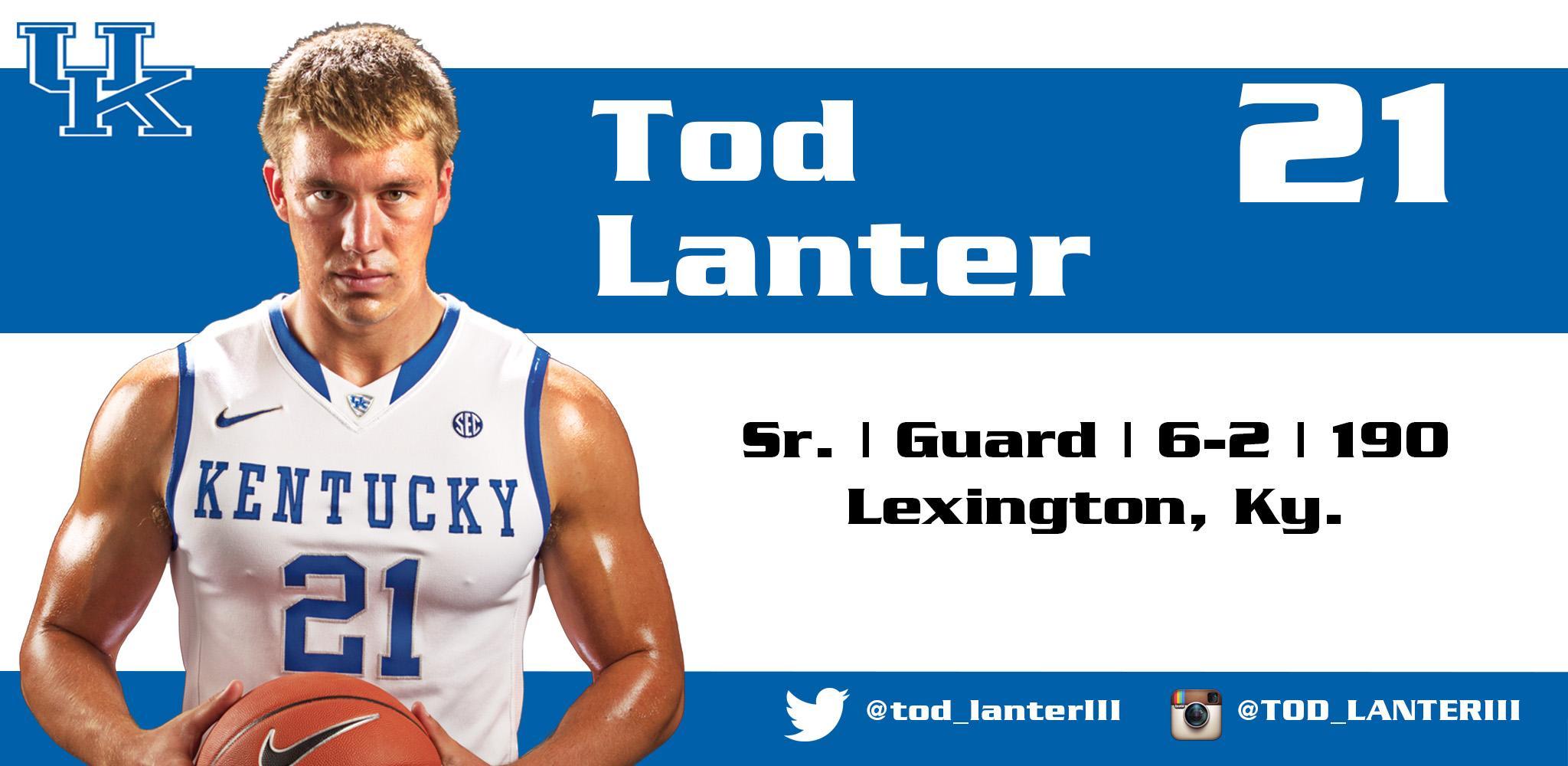 Tod Lanter