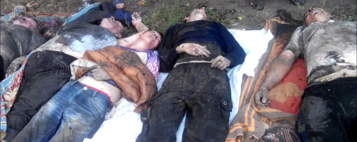 Из-за артобстрелов террористами Луганска ранена беременная женщина и погибла шестилетняя девочка - Цензор.НЕТ 9500