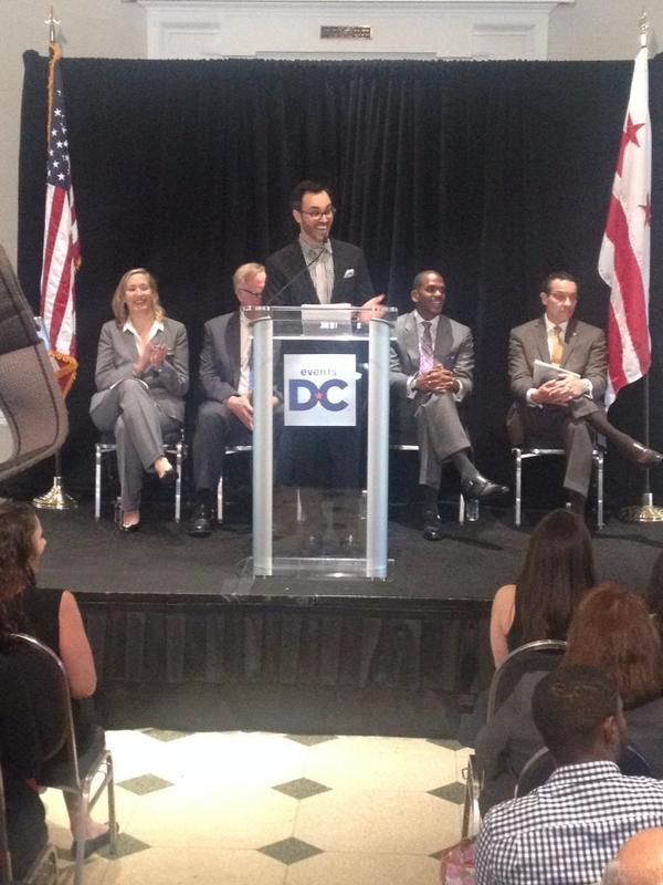 And that's a wrap! Congrats to @danberger on announcing our $8M round of funding. #dctech #stpressconf http://t.co/twbyrPYBL5