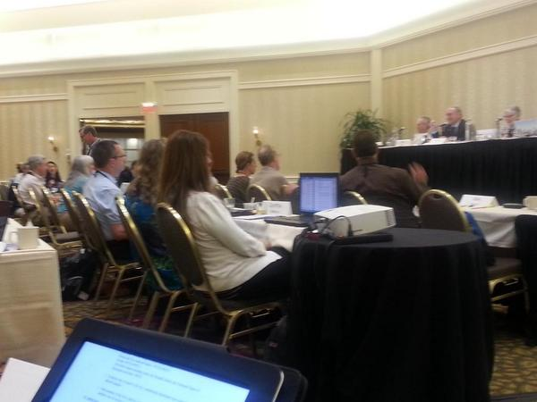 Board of Governors ponder important @maanow issues at #MAAthFest. http://t.co/RzIBMYNh9H