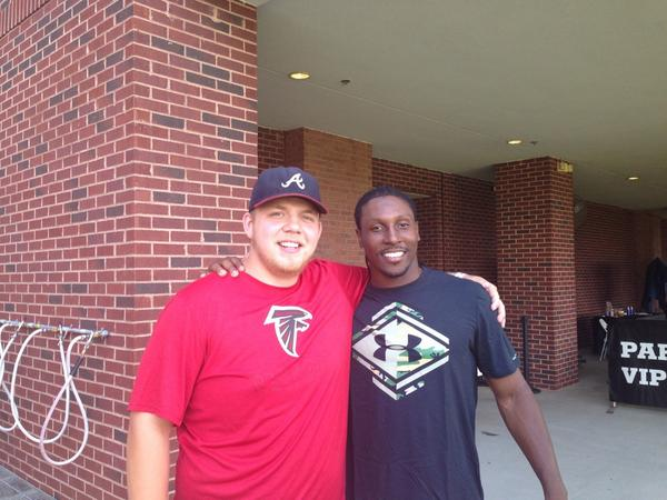 Falcons 2014 Training Camp: Day 11 Report