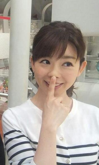変顔の松尾由美子