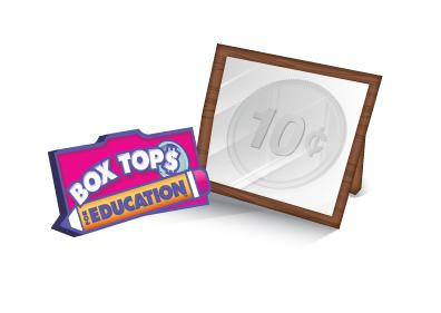 Here's our mantra for the upcoming school year: Box Tops are like dimes in disguise! What do you think? http://t.co/6RZLlCTb1x