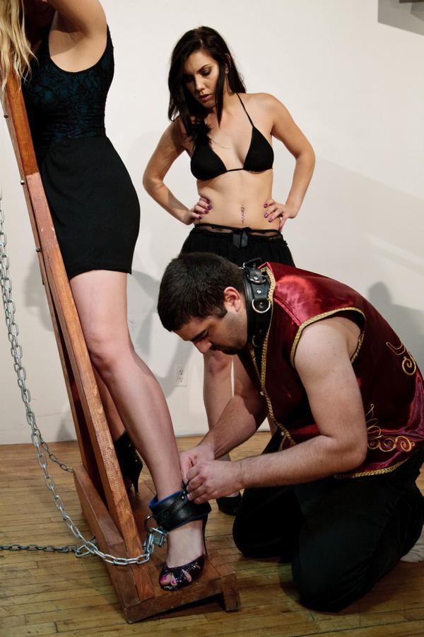 Female dominatrix manual for beginners by mistress dede