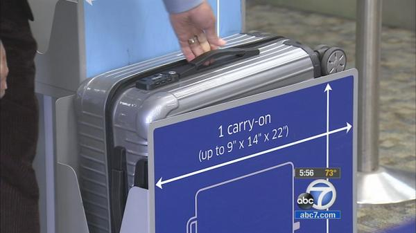 Aa Carry On Baggage Luggage Rules