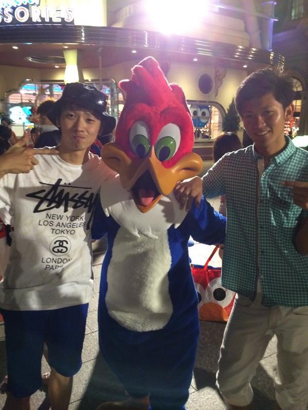 """谷村 政樹 on Twitter: """"大阪来てから初ゆにば♩w それが男と( ̄ー ..."""