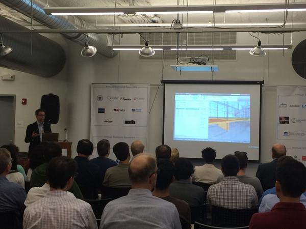 @MassChallenge @rcklr of @autodesk tonight #3DRV the future is here reality in 3D http://t.co/RQ5YURH0b6