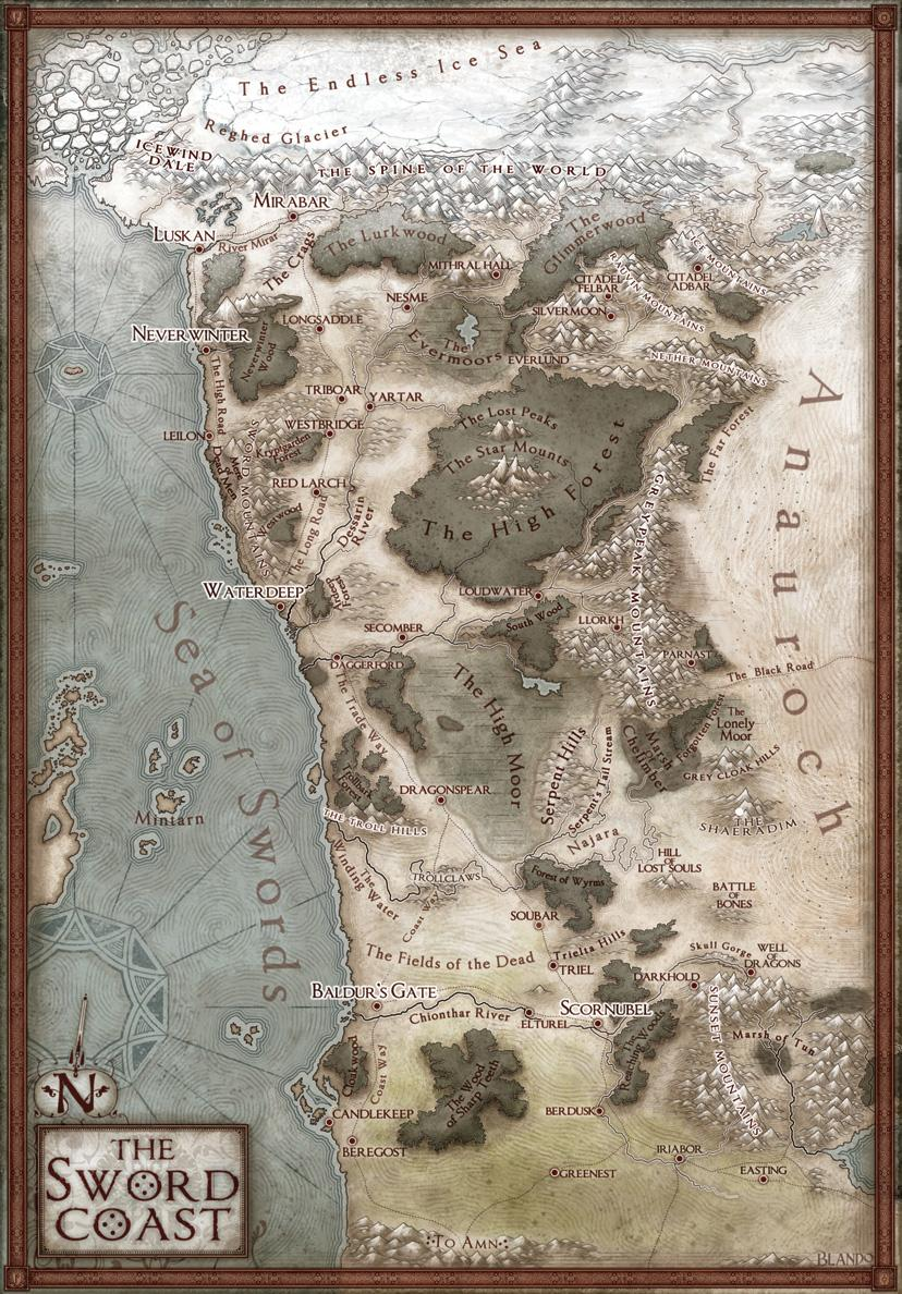 Map of The Sword Coast BuZa0piCcAAYS5F