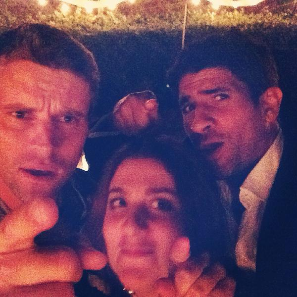 #tbt I don't know what we were looking at but I like these people. #jethespenther #raza #duncanandsimonwedding 2014 http://t.co/jM8r5vAdcR