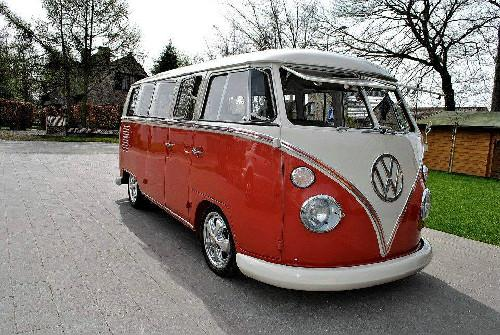 classic car passion on twitter nice vw t1 deluxe 13. Black Bedroom Furniture Sets. Home Design Ideas