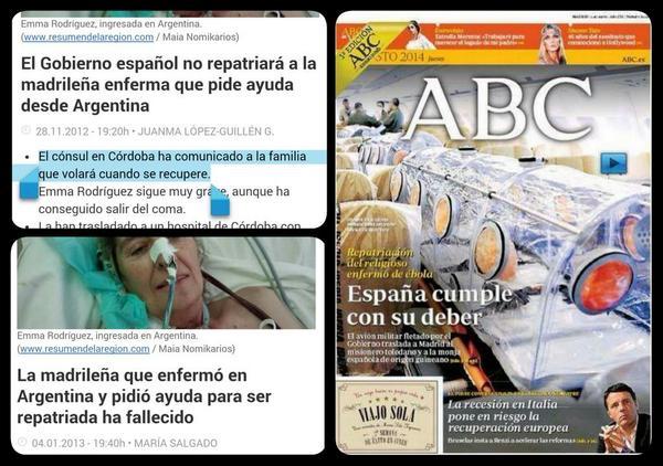 """""""España cumple con su deber"""" http://t.co/RJvYCgZBQP"""