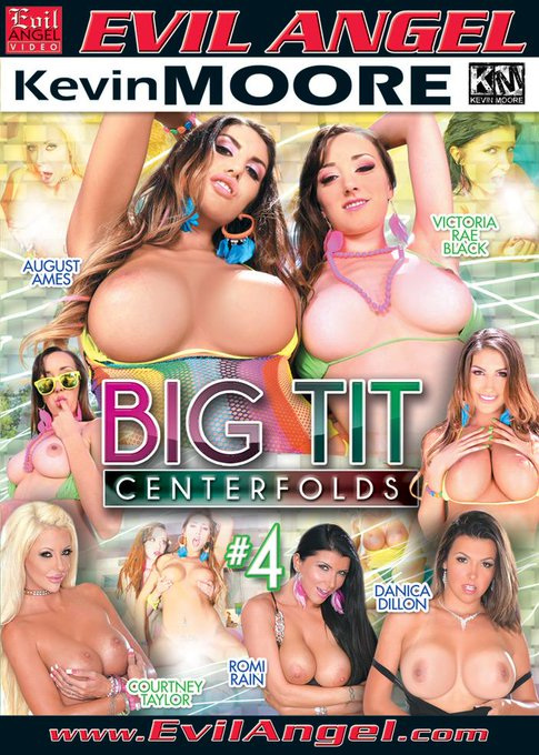 Big Tit Centerfolds 4 (2014) Icon