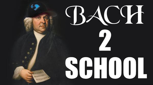 Image result for bach to school