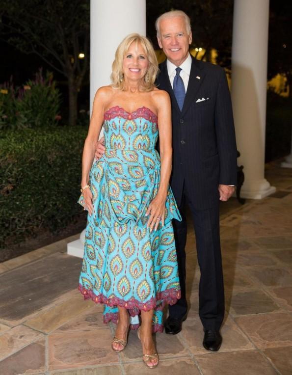 La Couture Africaine à la Maison Blanche