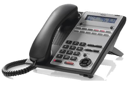 Nec Sl1000 Key phone Manual