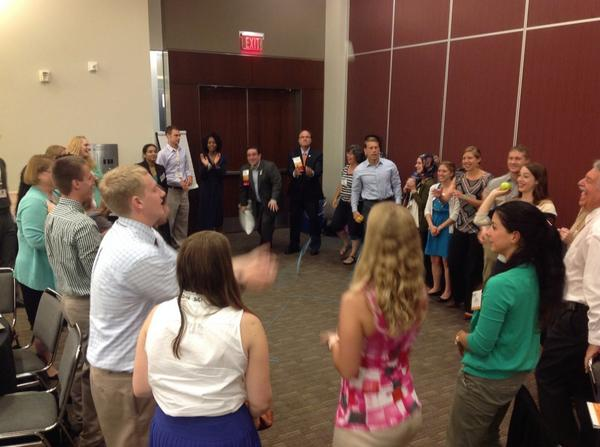 "FMIG ""Lead It Like You Mean It"" workshop helps kick off #AAFPNC. http://t.co/lIEbISOya2"