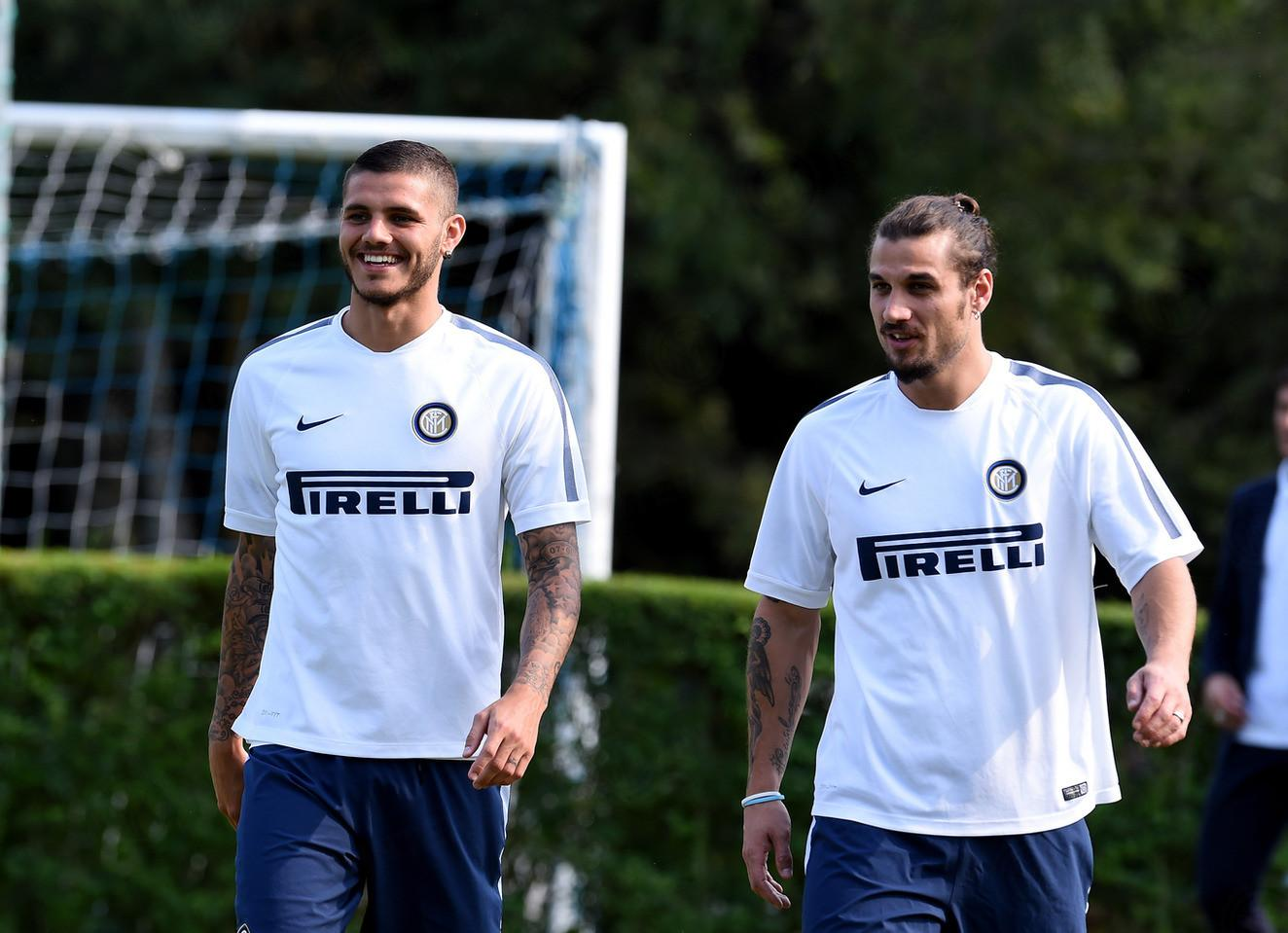 Icardi-Osvaldo duo against PAOK