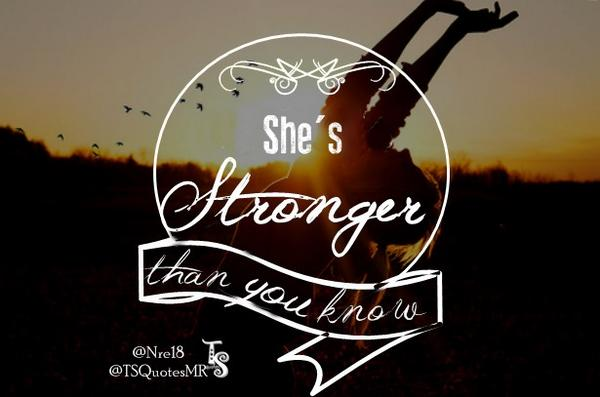 The Script Quotes On Twitter Shes Stronger Than You Know