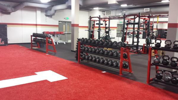 OLu Baseball On Twitter The New Weight Room Has To Be One Of Best In Country WeAreOLu LancersForLife Gettingworkdone Tco LbhXzlpPxa