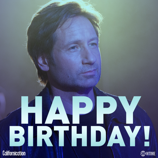 Happy birthday to the legend himself: @DavidDuchovny! #Californication http://t.co/KHMnp26R2b