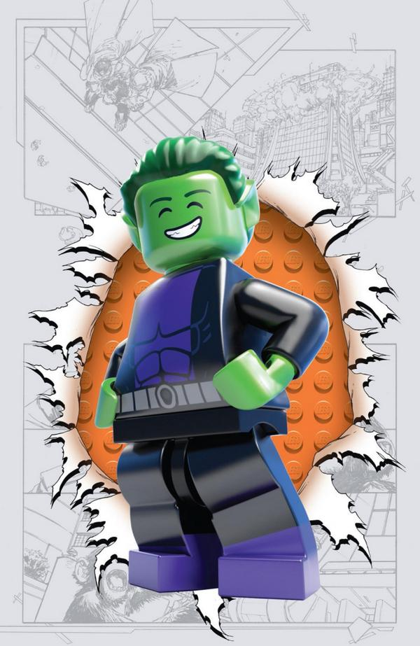lego beast boy - photo #23