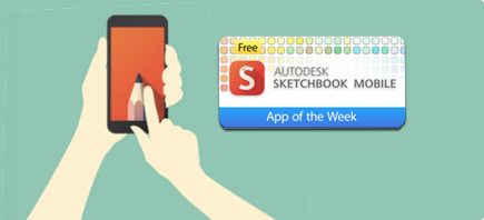 Did you know SketchBook Mobile is the Free App of the Week on iTunes? Go grab a copy: http://t.co/qJPVmJhbVD http://t.co/Nvd05t8lfy